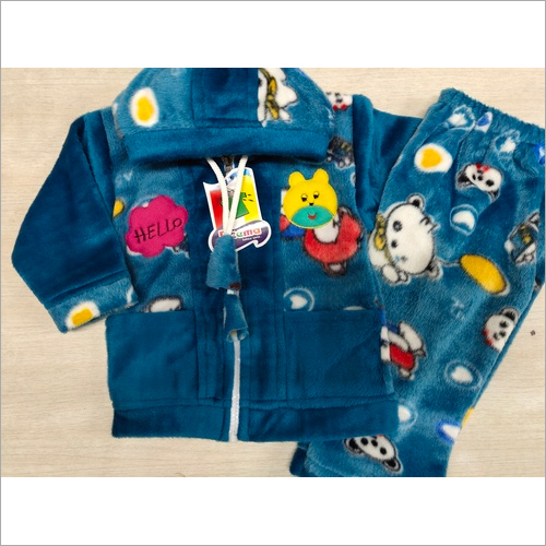 Kids Hood Suit