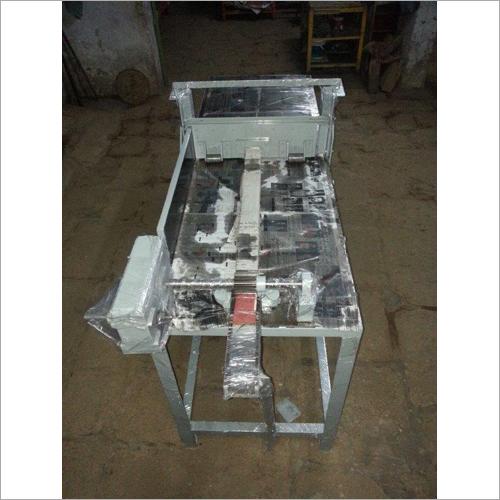 Single Cutting Machine No. E-3