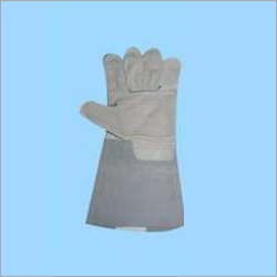 Five Finger Split Welding Gloves
