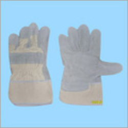 Split Canadian Gloves Canvas Cuff