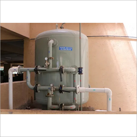 Pressure Filtration Vessel Tanks