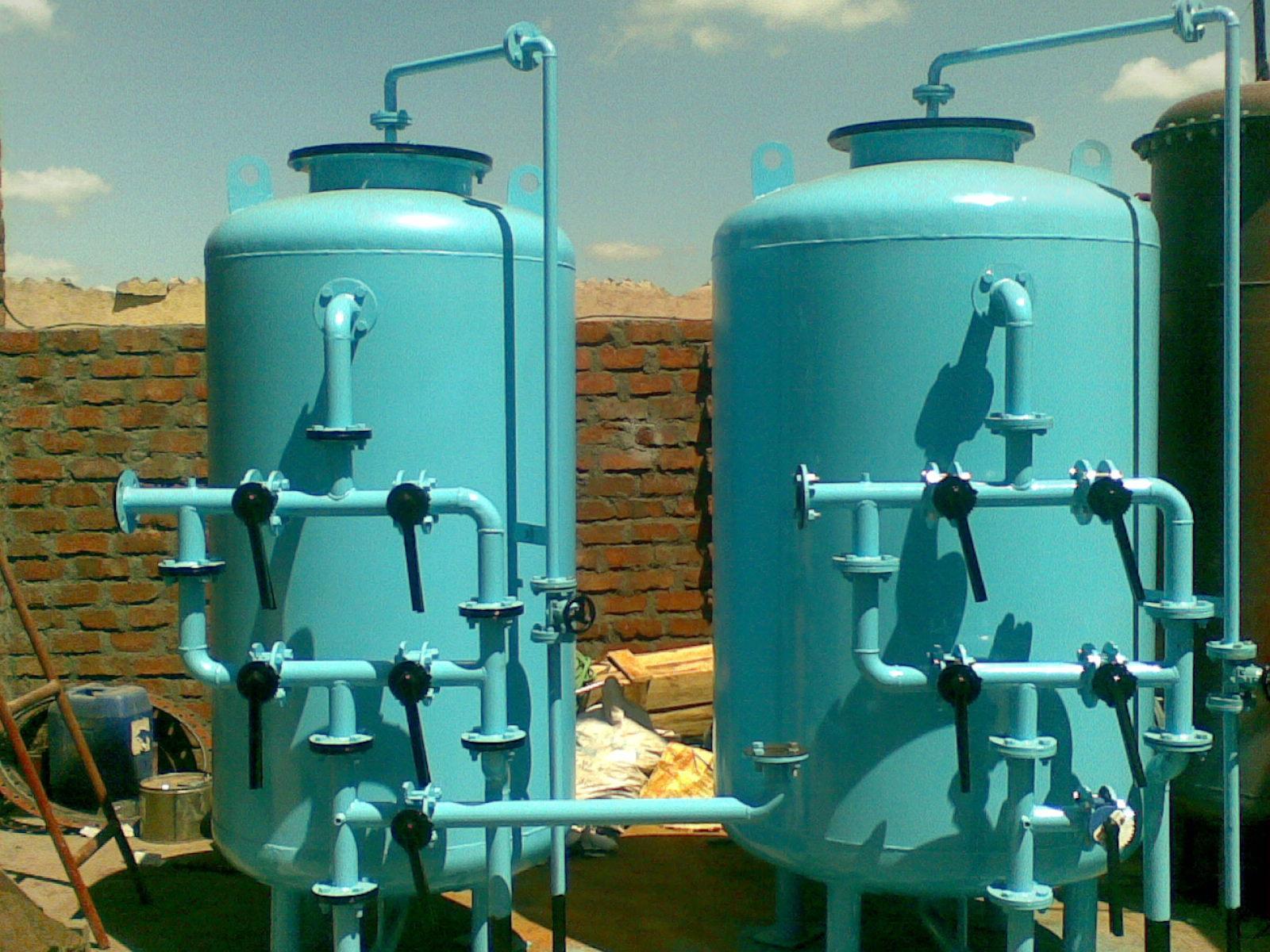 Pressure Vessels & Filtration Tanks