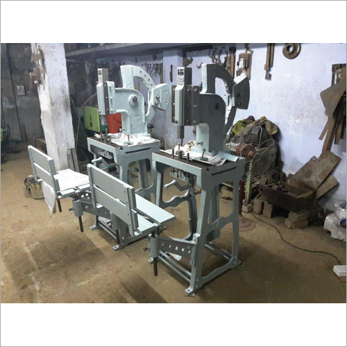 Soap Stamping Machine No. D-6