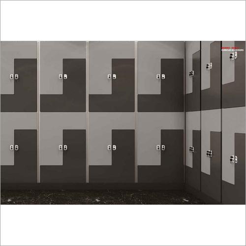 Changing Room Locker System