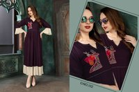 Fabfirki Weekend Vol-1 Silai Pattern Kurti Sets