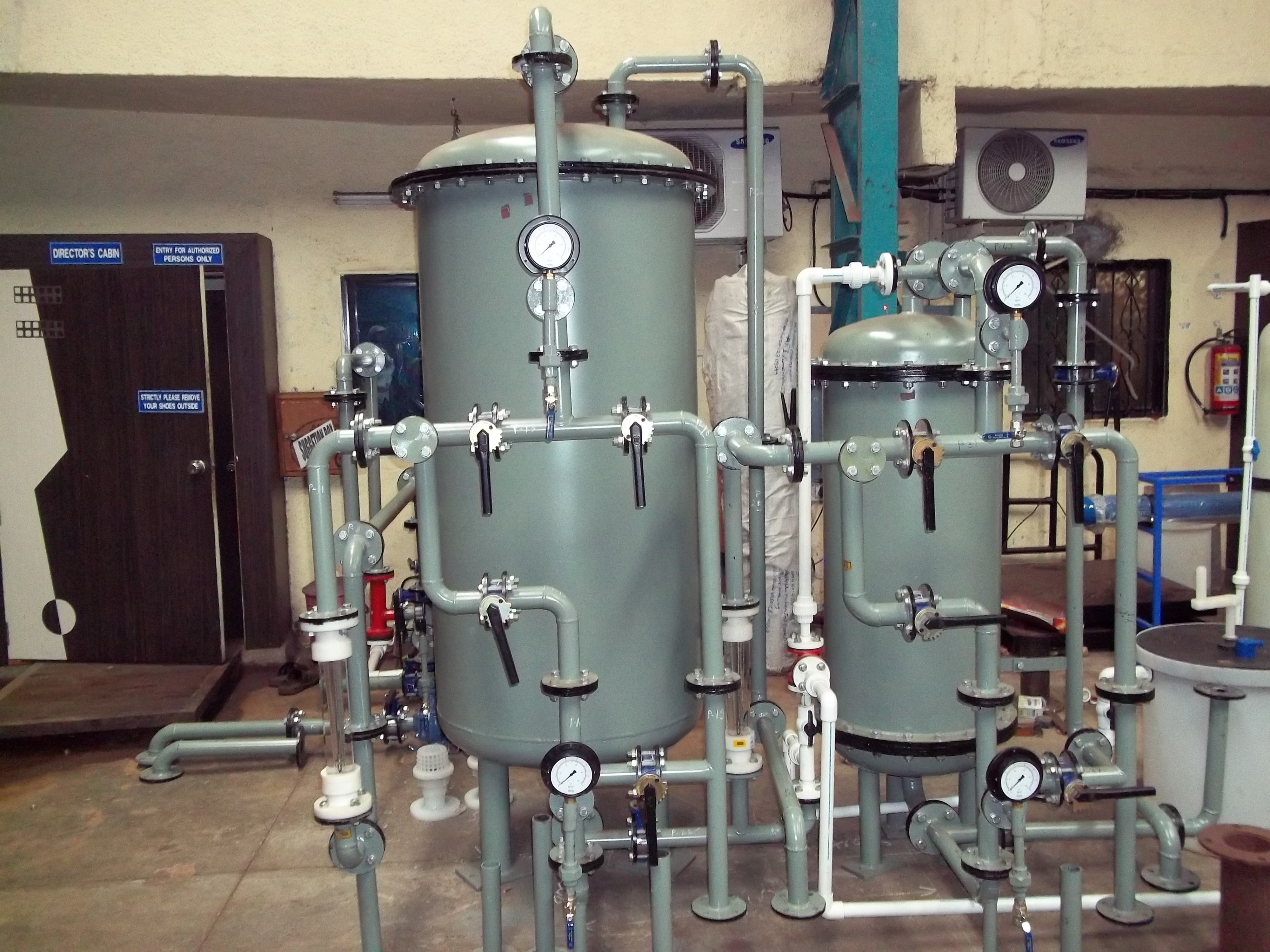 Filtration Plants