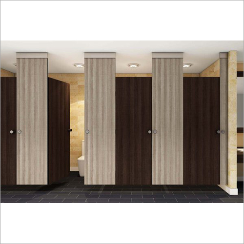 Ceiling Hung Restroom Cubicle Systems