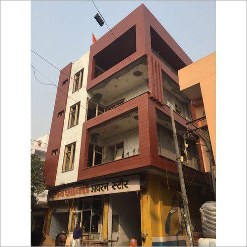 Building Exterior HPL Sheets
