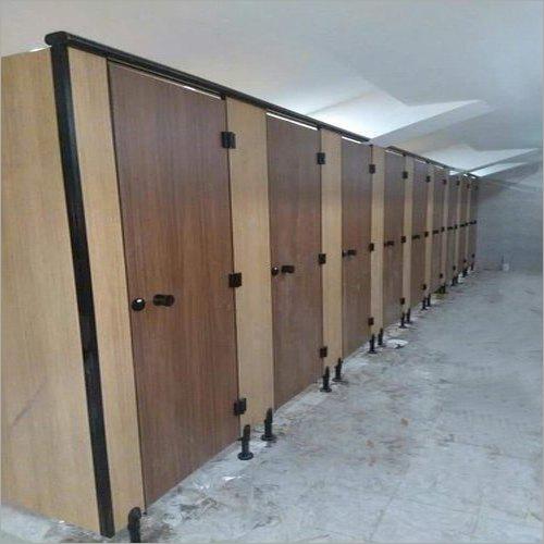 HPL Board Modular Restroom Cubicle