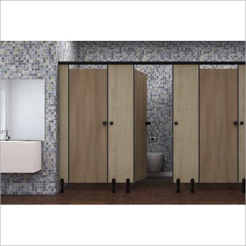 ZMS Nylon Restroom Cubicle Systems
