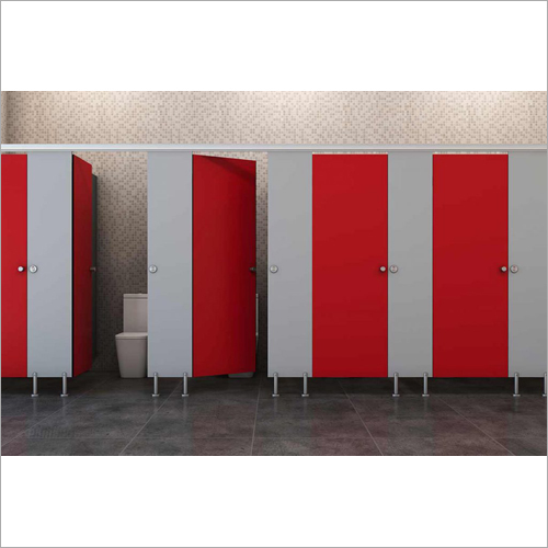 Titan Standard Restroom Cubicle Systems