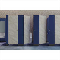 Titan 18 MM Box-Up Floor Mounted Restroom Cubicle Systems