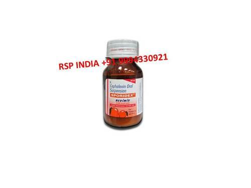 Sporidex Redimix 125 Mg Sus