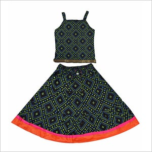 Fancy Top With Skirt