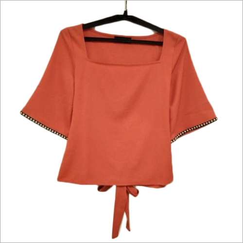 Designer Short Top