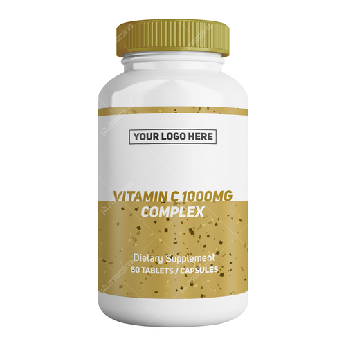 VITAMIN C 1000MG COMPLEX Tablets/ Capsules (Third Party Manufacturing)