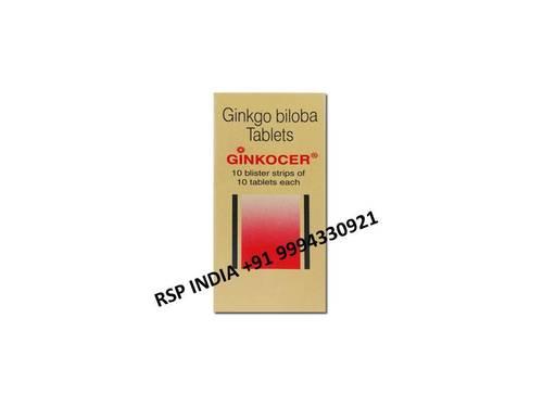 Ginkocer Tablets