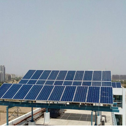 Solar Rooftop Structure