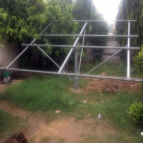 Solar Water Pump Structure