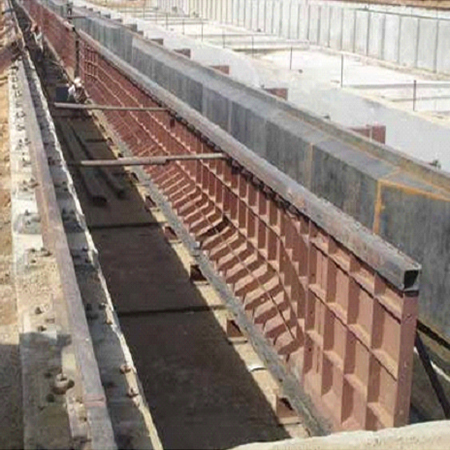 PSC Girders form work/ Shuttering