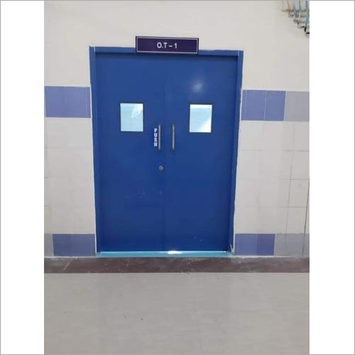 GI Hospital ICU Door