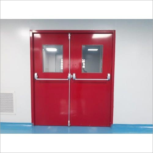 Emergency Hospital Door