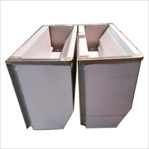 Stainless Steel Rectangular Hospital Sink
