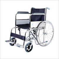 Stainless Steel Hospital Wheel Chair