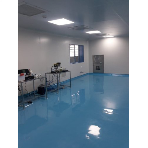 Powder Coated Clean Room