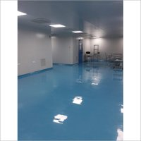 Powder Coated Clean Room