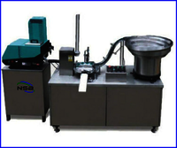 Automatic Wad Inserting Machine with Auto Rejection