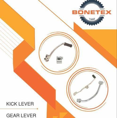 Kick lever