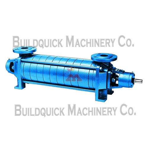 Centrifugal High Pressure Multi Stage Pumps