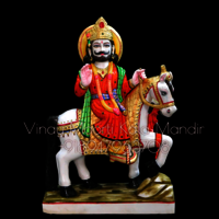 Ramdev Ji Marble Statue