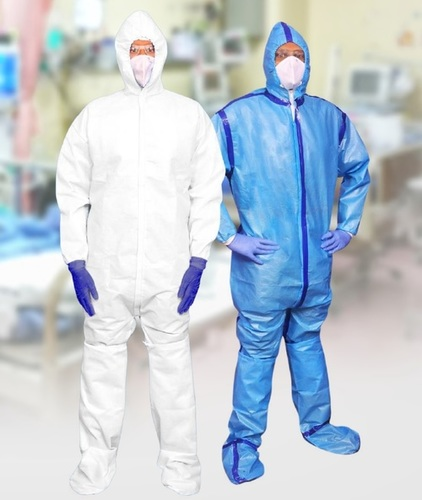 Coverall Suit (AAMI Level 4 & ASTM )
