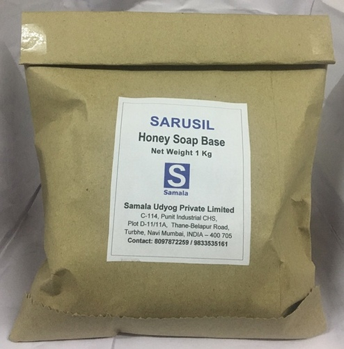 Sarusil Honey Soap Base