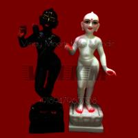 Black Marble Iskcon Radha Krishna
