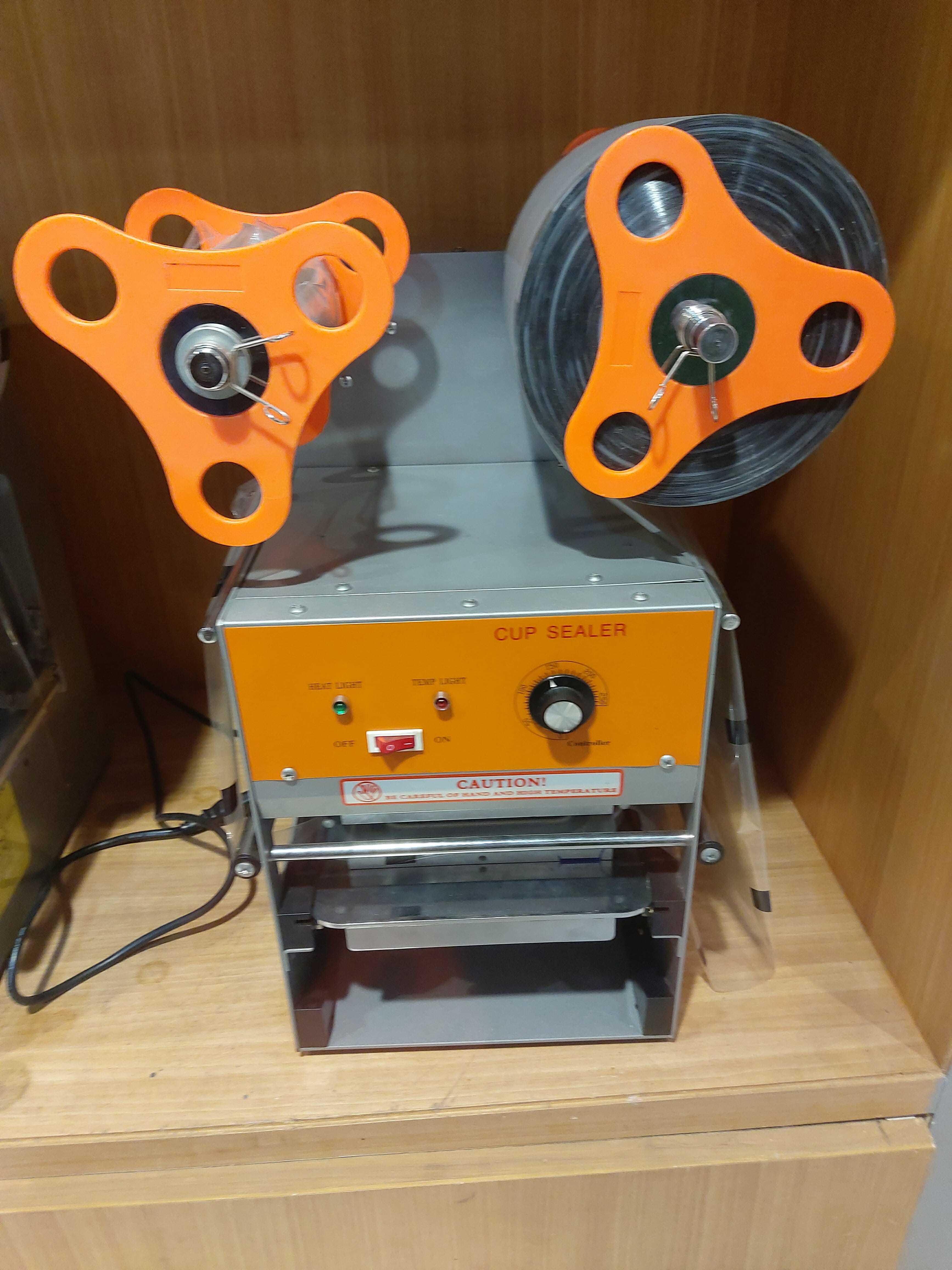 Automatic Soan Papdi Tray Sealer Machine