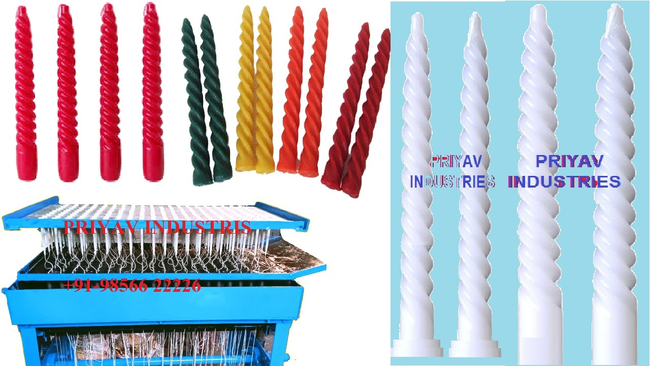 Birth Day Candle Making Machine