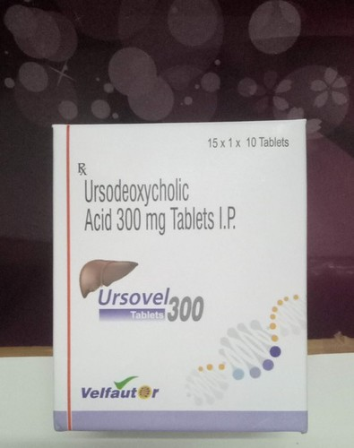 Ursodeoxycholic acid (UDCA)