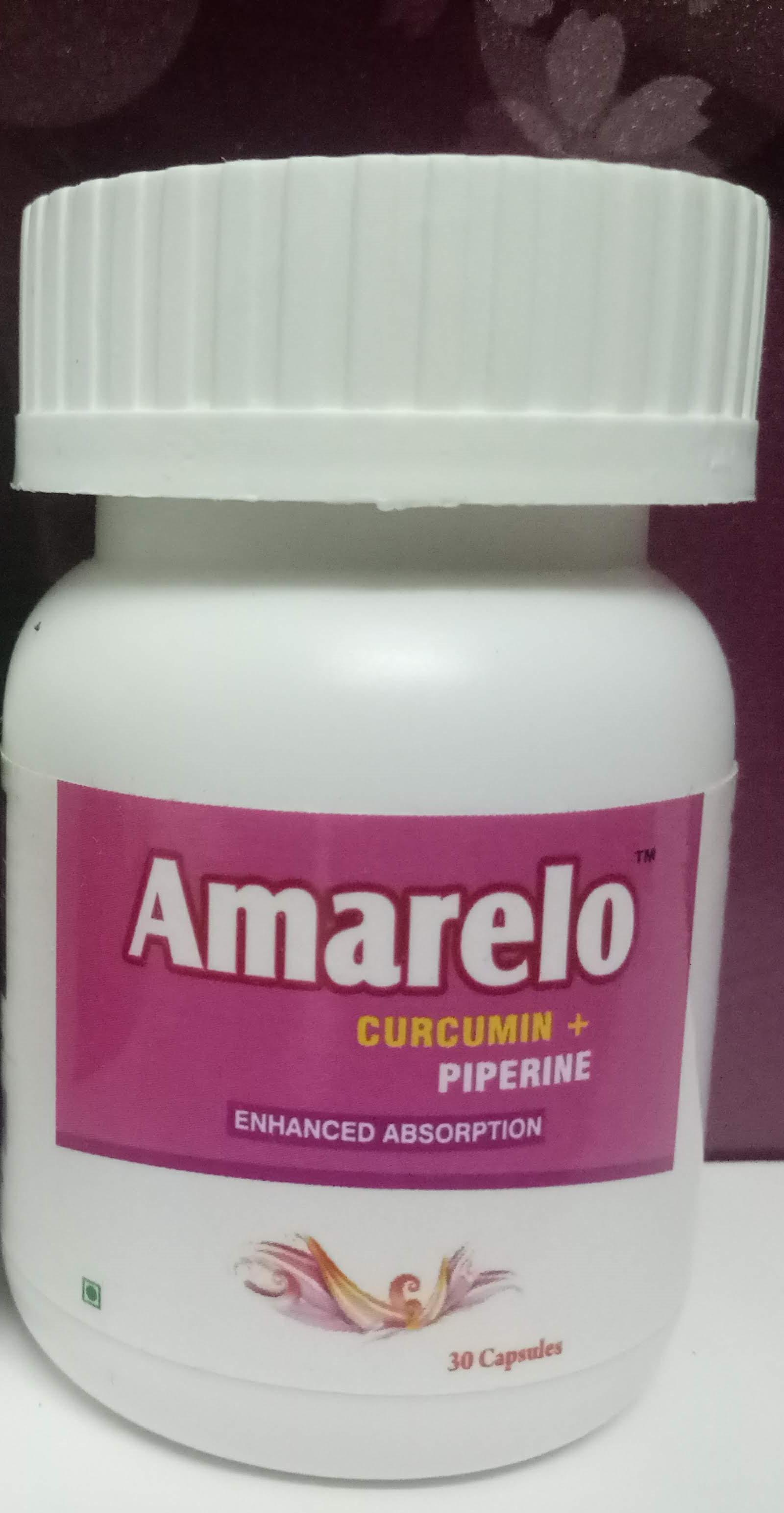 Curcumin + Piperine
