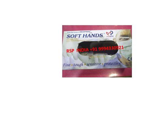 Softhands Latex Examination Gloves
