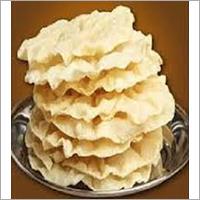 Homemade Appalam Papad