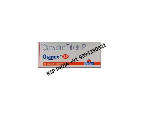 OLANEX 2.5 MG TABLETS