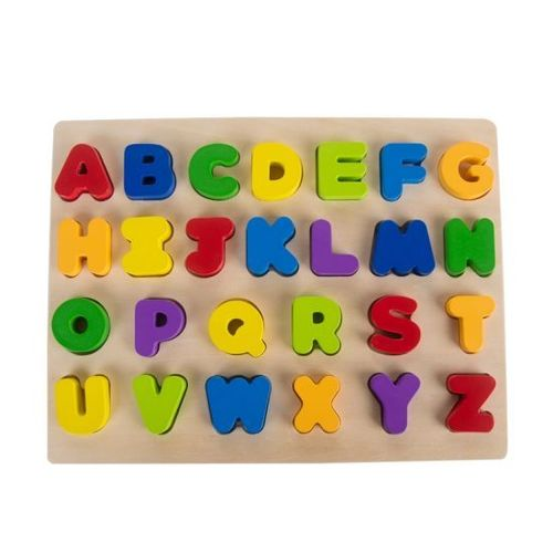 Alphabat Puzzel Education Toy