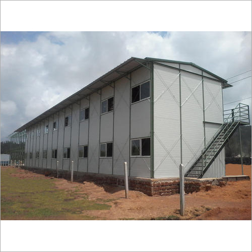 Prefab Labour Hutments
