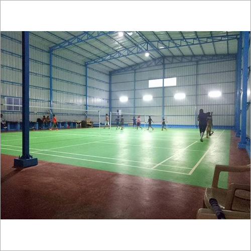 Prefabricated Indoor Stadium