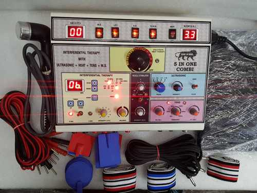 Physiotherapy Machines / unit / spares