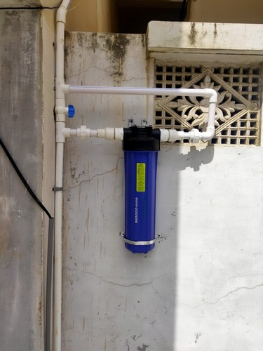 Crystal Based Water Softener