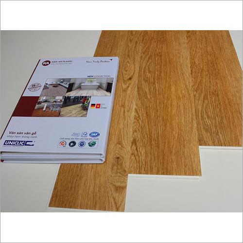 Luxury SPC Click Kitchen Flooring